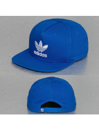 adidas Gorra Snapback Trefoil azul