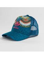 Adidas Mandala Borboleta Trucker Cap Noble Teal/Multicolor