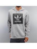 adidas Hoodies Blackbird Basic grå