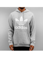adidas Hoodies Originals Trefoil gri
