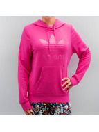 adidas Hoody Trefoil Logo pink