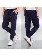 adidas joggingbroek Slim blauw