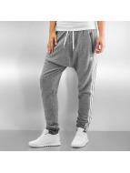 adidas joggingbroek Low Crotch grijs