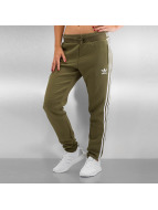 adidas joggingbroek Regular olijfgroen