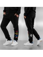adidas joggingbroek Regular Cuffed zwart