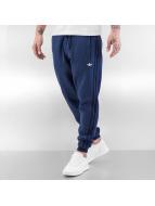 adidas Jogginghose Classic Trefoil Cuffed blau
