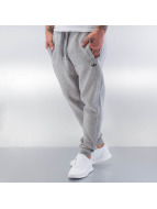 adidas Jogginghose Classic Trefoil Cuffed grau