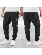 adidas Jogginghose Classic Trefoil Cuffed schwarz