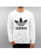 adidas Kazaklar Trefoil beyaz