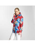 adidas Kurtki przejściowe Chita Oriental Windbreaker kolorowy