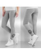adidas Legging Pepita blau
