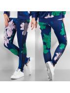 adidas Legging Flower blauw