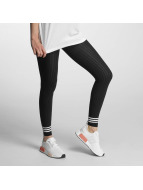 adidas Legging 3 Stripes blauw