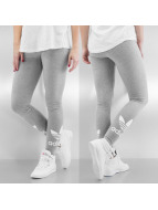 adidas Legging Trefoil grau