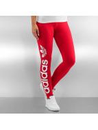 adidas Legging Linear rood