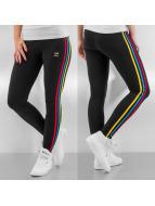 adidas Legging 3 Stripes zwart