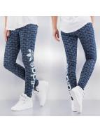 adidas Leggings Track Denim bleu
