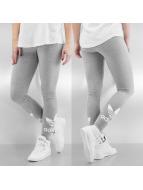 adidas Leggings Trefoil grå