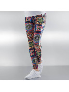 adidas Leggings Crochita multicolore