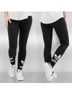 adidas Leggings/Treggings Trefoil czarny
