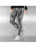 adidas Leggings/Treggings Florido 3 Stripes czarny