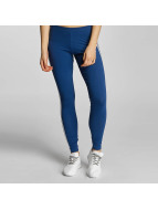 adidas Leggings/Treggings 3 Stripes niebieski