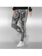adidas Leggings/Treggings Florido 3 Stripes svart