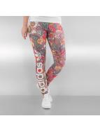 adidas Leggingsit/Treggingsit Fugiprabali Linear kirjava