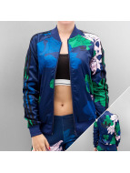 adidas Lightweight Jacket Supergirl TT blue