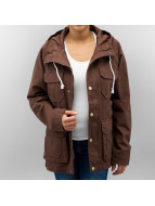 adidas Lightweight Jacket Parka brown