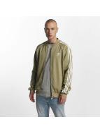 adidas Lightweight Jacket Superstar khaki