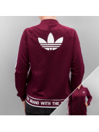 adidas Lightweight Jacket SST Track Jacket red