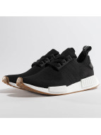 Adidas NMD R1 PK Sneakers Core Black/Core Black/Gum