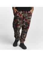 adidas Pantalon chino PW HU Hiking Windpants camouflage