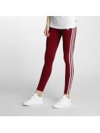 adidas Pantalone ginnico 3STR rosso