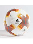 Adidas UEFA Europa League Official Match Ball White/Iron Metalic/Black/Collegiate Orange