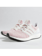 Adidas Ultra Boost Sneakers Ftwr White/Ftwr White/Scarlet