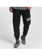 adidas Performance Jogging kalhoty Essentials Logo čern