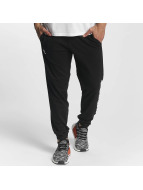 Adidas Essentials Linear Tapered Pants Black/White