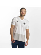 Adidas DFB Training Trikot White/Grey Two/Black