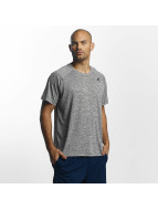 Adidas D2M Heathered T-Shirt Black