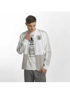 Adidas DFB Presentation Jacket White/Grey Two