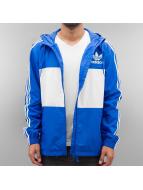 adidas Prechodné vetrovky CLFN modrá