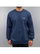 adidas Pullover Classic Trefoil blau