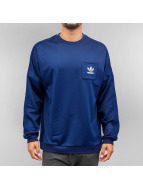 adidas Pullover Budo bleu