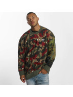 adidas Pullover PW HU Hiking Crew Oversize camouflage