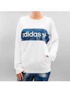adidas Pullover BG weiß