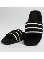 adidas Sandalen Adilette schwarz