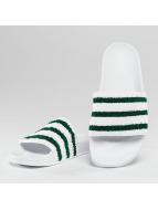 adidas Sandalen Adilette weiß