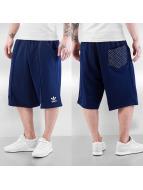 adidas shorts Budo blauw
